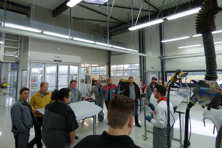 Carsystem Workshop Oktober 2015