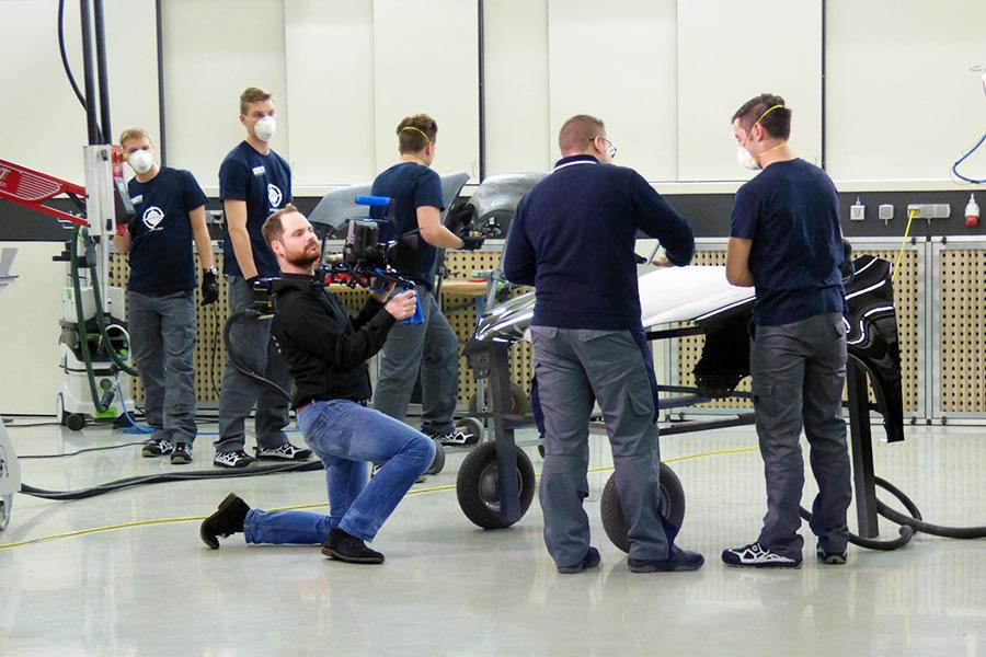 Making of - Vorstellung Forum für Lacktechnik