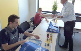 Lackzentrum Stindt Intensiv-Training für Auszubildende